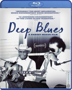 On November 23, Join Iconic Musician Dave Stewart and Music Writer Robert Palmer for Robert Mugge's Landmark Music Doc, DEEP BLUES, Digitally Restored in 4K and Available on Blu-ray/DVD from Film Movement Classics