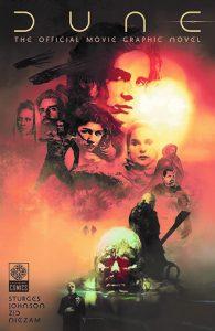 Legendary Comics Announces the Official Graphic Novel Adaptation of Denis Villeneuve's Epic Film Dune