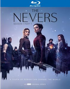 The Nevers: Season 1 – Part 1 – Blu-ray Edition