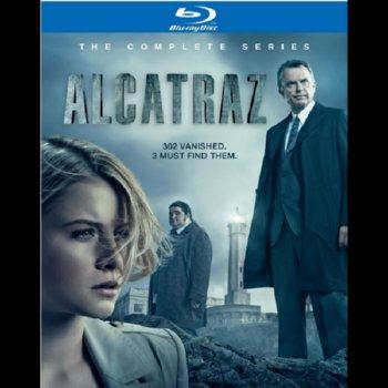 Alcatraz: The Complete Series – Blu-ray Edition