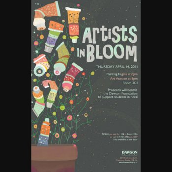 Artists in Bloom Preview