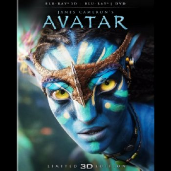 Avatar 3D – Blu-ray/DVD Combo Edition