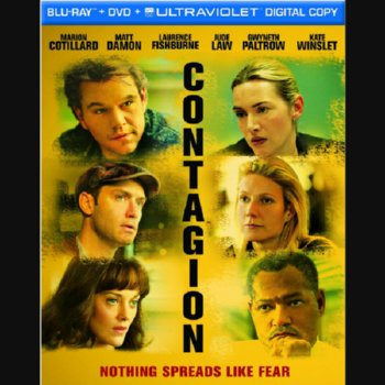 Contagion – Blu-ray/DVD Combo Edition