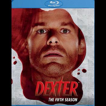 Dexter: The Fifth Season – Blu-ray Edition