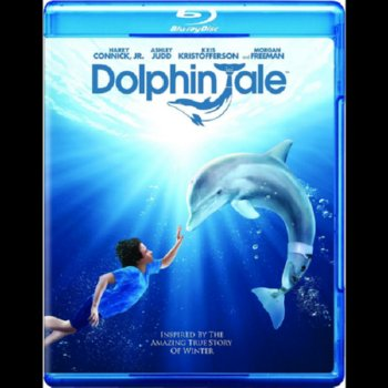 Dolphin Tale – Blu-ray/DVD Combo Edition