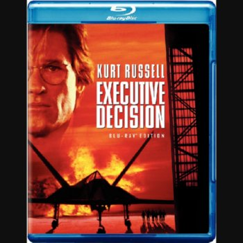 Executive Decision – Blu-ray Edition