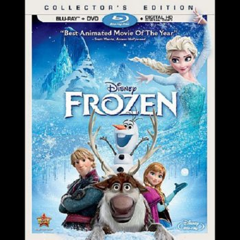 Frozen – Blu-ray/DVD Combo Edition