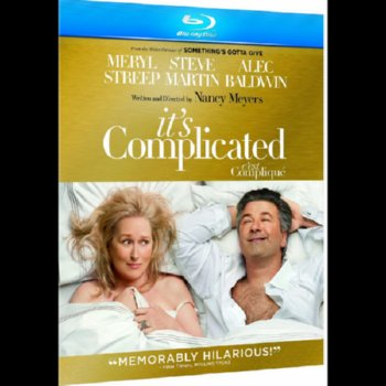 It's Complicated – Blu-ray Edition