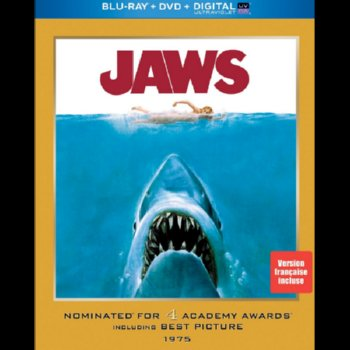 Jaws – Academy Awards Series – Blu-ray/DVD Combo Edition