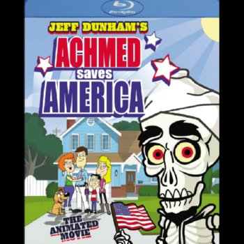 Jeff Dunham's: Achmed Saves America – Blu-ray Edition