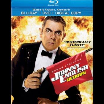 Johnny English Reborn – Blu-ray/DVD Combo Edition