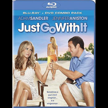Just Go With It – Blu-ray/DVD Combo Edition