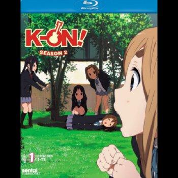 K-On!: Season 2 – Collection 1 – Blu-ray Edition