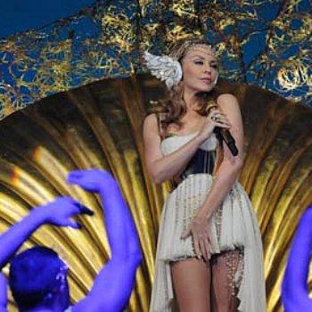 Kylie Minogue @ Bell Centre – April 28, 2011