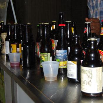 Mondial de la Biere – Beers Tasted