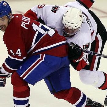 Montreal Canadiens vs. Ottawa Senators @ Bell Centre – September 24, 2011