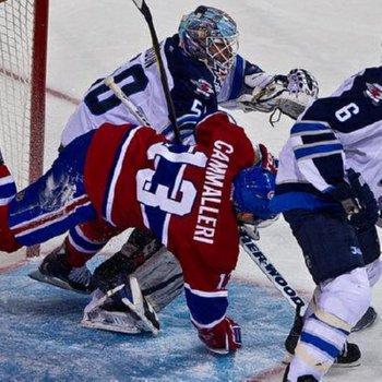 Montreal Canadiens vs. Winnipeg Jets @ Bell Centre – January 4, 2012