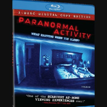 Paranormal Activity 2: Extended Version – Blu-ray Edition