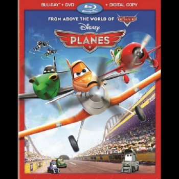 Planes – Blu-ray/DVD Combo Edition