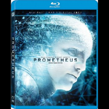 Prometheus – Blu-ray/DVD Combo Edition