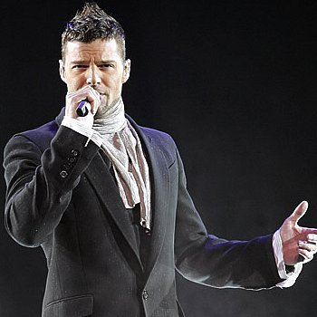Ricky Martin Concert Preview