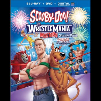 Scooby-Doo: Wrestlemania Mystery – Blu-ray Edition