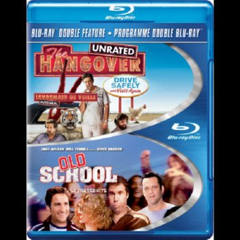 The Hangover/Old School Unrated Blu-ray Edition