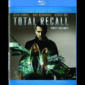 Total Recall – Blu-ray Edition