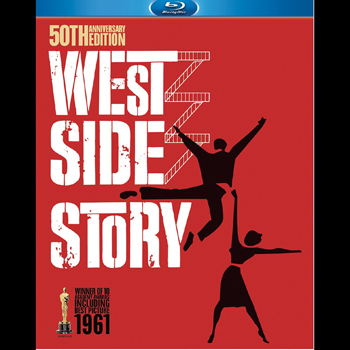 West Side Story: 50th Anniversary Edition – Blu-ray/DVD Combo Edition